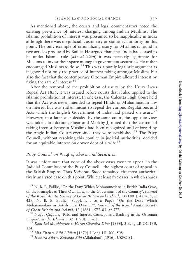 Musalman wakf validating act 1930s