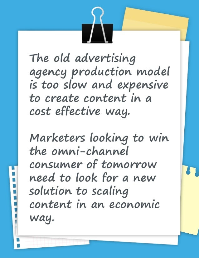 5crowd ebook reinventing the ad agency model demandforcontent time 20 fandeluxe PDF