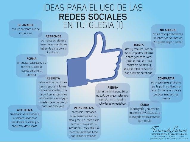 Ideas para el Uso de las Redes Sociales en su Iglesia