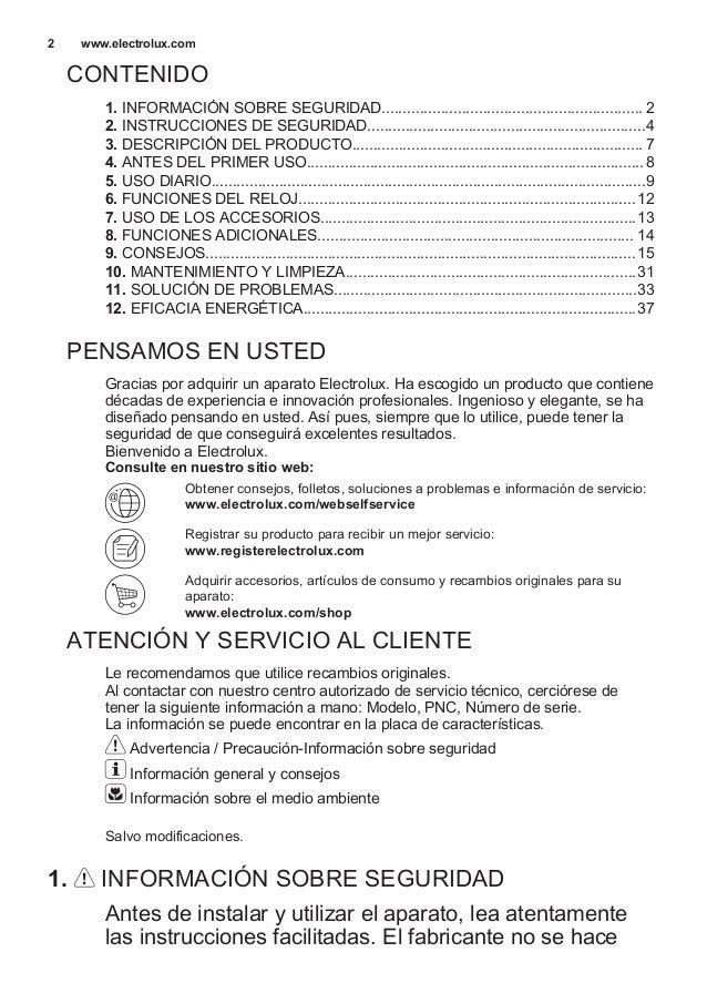 eocaax eocaox es horno manual de