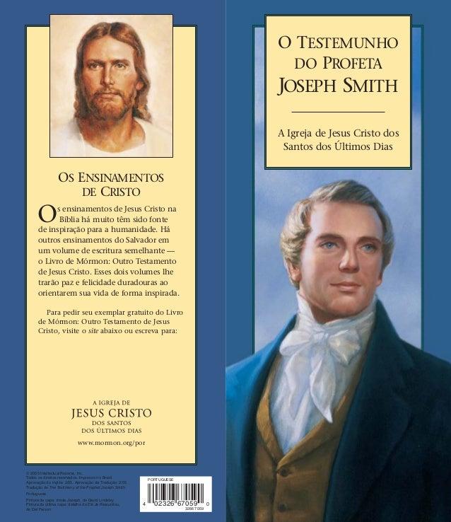32667 059 4 02326 67059 0 PORTUGUESE © 2005 Intellectual Reserve, Inc. Todos os direitos reservados. Impresso no Brasil Ap...