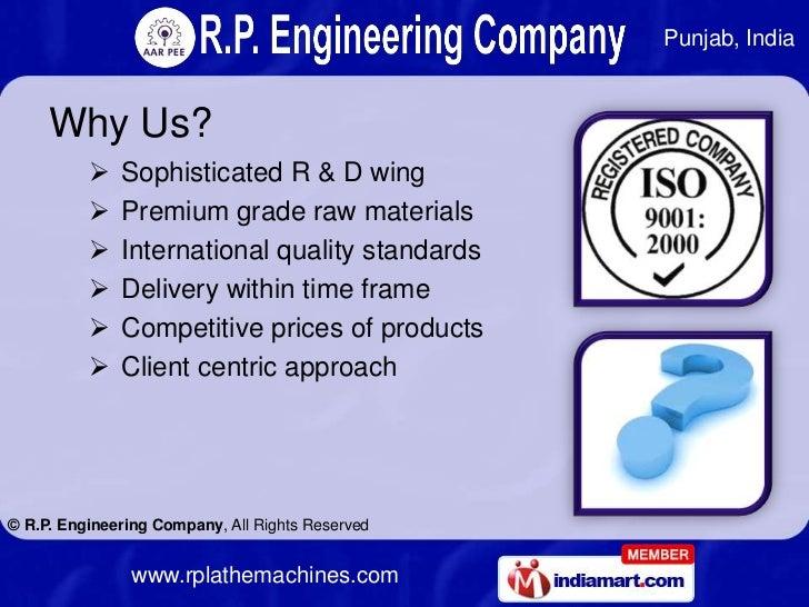 Radial Drill Machines by R.P. Engineering Company Batala Slide 3