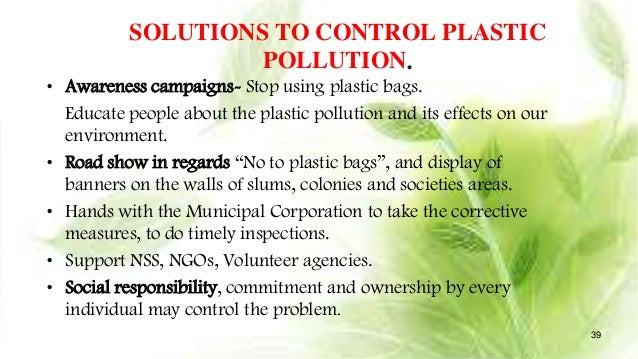 plastic pollution problems remedies causes etc Toggle navigation natural energy hub what is water pollution and its causes, effects, types & prevention methods home radioactive wastes etc effects of.