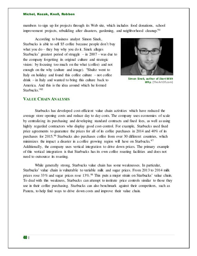 coffee and starbucks 6 essay Timeline 1995 1996 starbucks coffee international is established in august, starbucks opens its first starbucks store outside of north america in tokyo, japan through a jointventure.