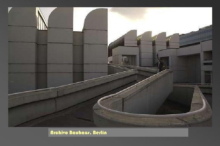 32 c bauhaus for Bauhaus berlin edificio