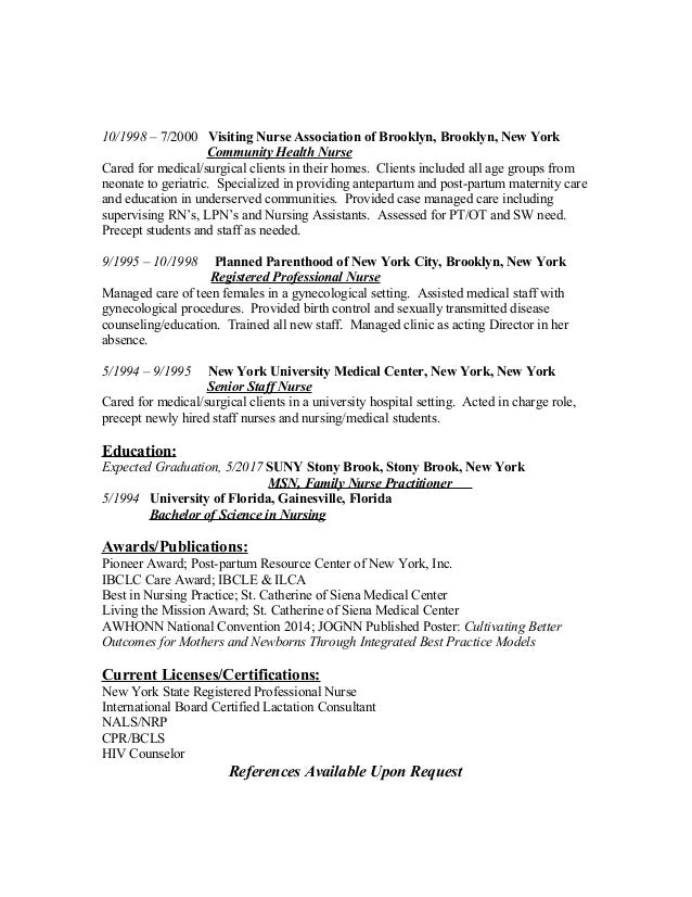 top 8 lactation consultant resume samples jlg resume updated 9 15 1 - Certified Lactation Consultant Sample Resume