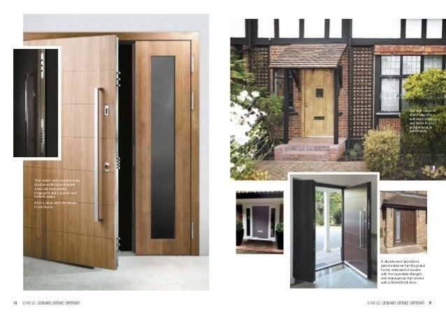 ... 10. & Shield Front Doors