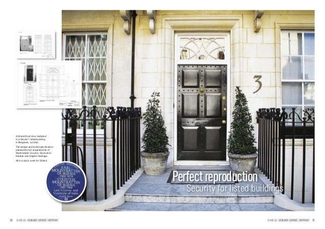 ... 6.  sc 1 st  SlideShare & Shield Front Doors