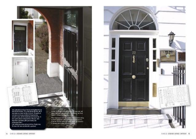 ... 8.  sc 1 st  SlideShare & Shield Front Doors