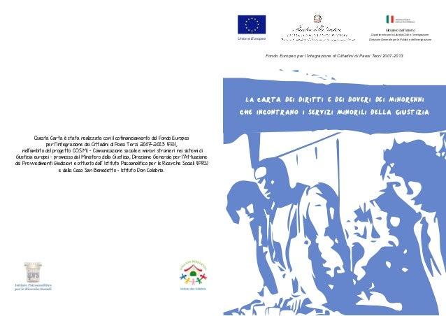 Ministero dell'Interno  Unione Europea  Dipartimento per le Libertà Civili e l'immigrazione Direzione Generale per le Poli...