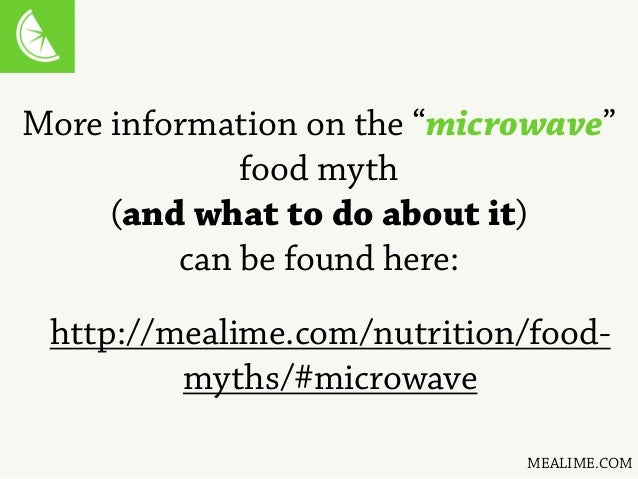 32 Food Myths That You Need To Stop Believing Today