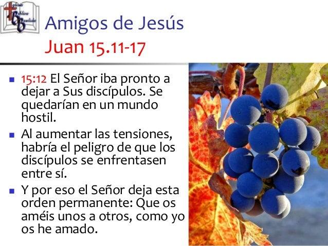Resultado de imagen para Juan 15,12-17