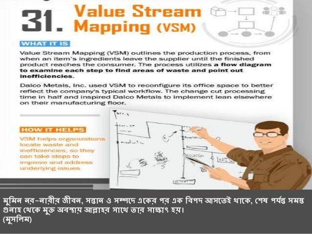 32 lean tools applied in garments industry