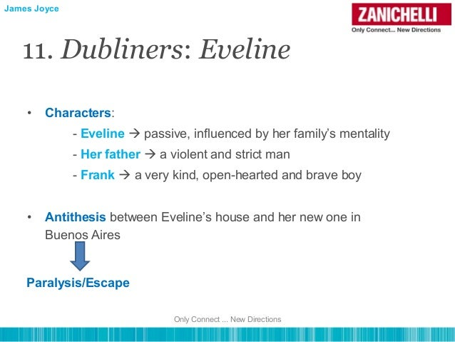 James Joyce's Eveline: Character Analysis