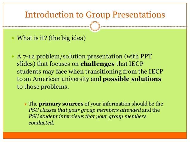Group conversation starters