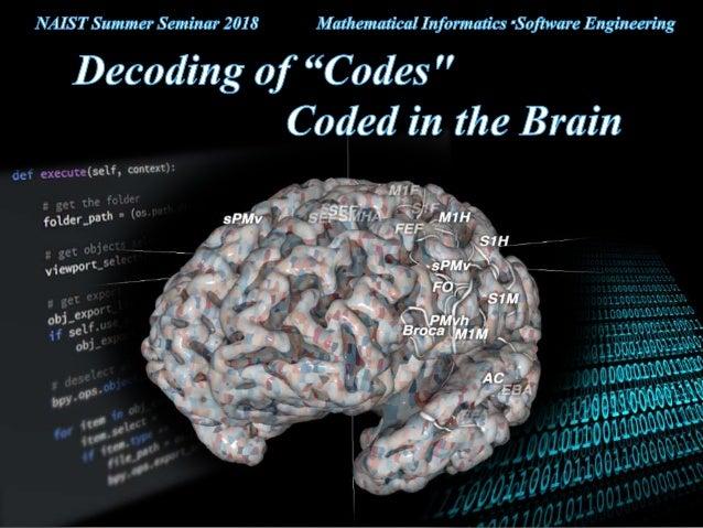 33. ソースコードを読む時の脳のコードを読み解く