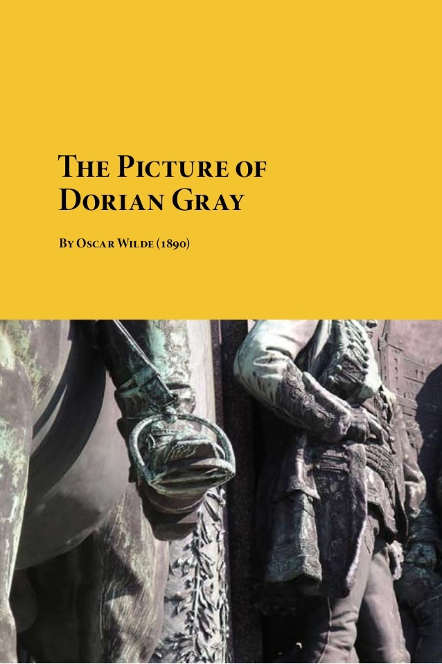 "the link between ethics and aesthetics in the picture of dorian gray and somebody blew up america ""the portrait of a lady"" was it was designed to have all the vivacity of incidents and all the economy of picture she sits up, by her dying fire, far into."