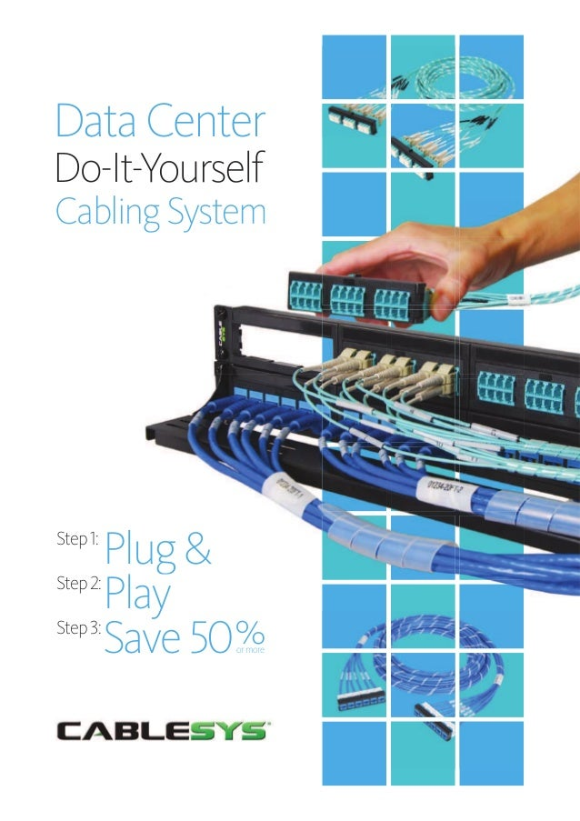 Cablesys data center do it yourself cabling system catalog solutioingenieria Image collections