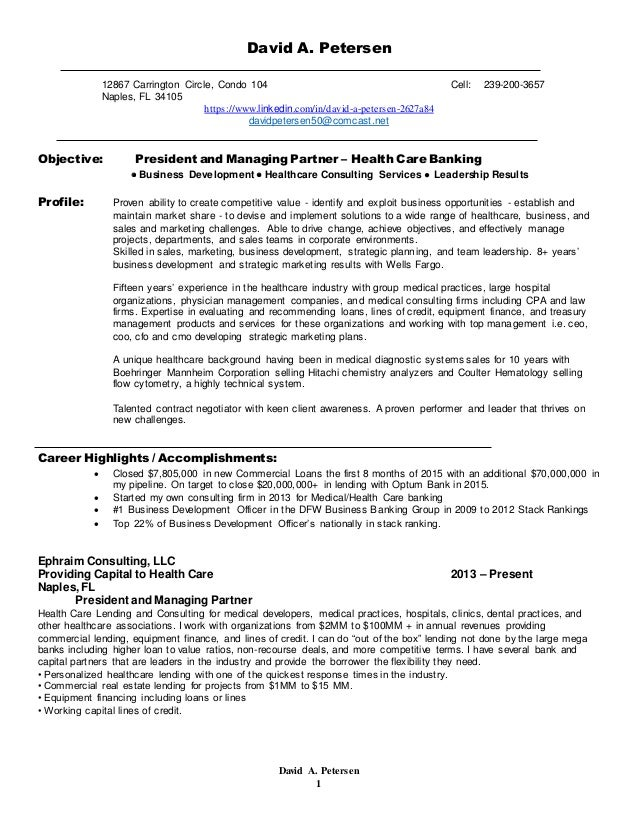 president and managing partner resume 01 11 16 version