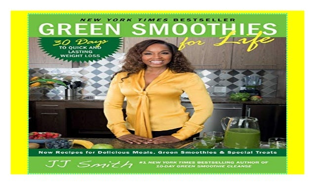 Green Smoothies For Life P D F