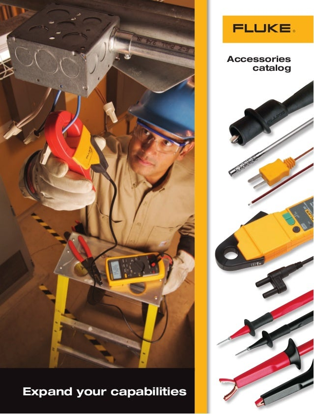 Accessories catalog  Expand your capabilities