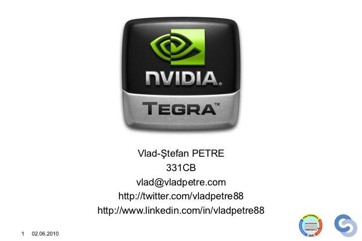 Vlad-Ştefan PETRE                                    331CB                            vlad@vladpetre.com                  ...