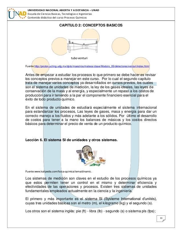 332569 procesos quimicos 2010 for Procesos quimicos en la cocina