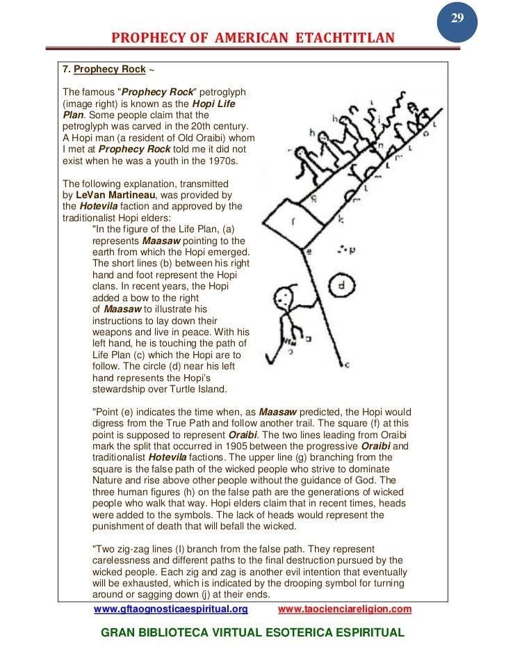 33 28 prophecy of american etachtitlan wwwgftaognosticaespiritual
