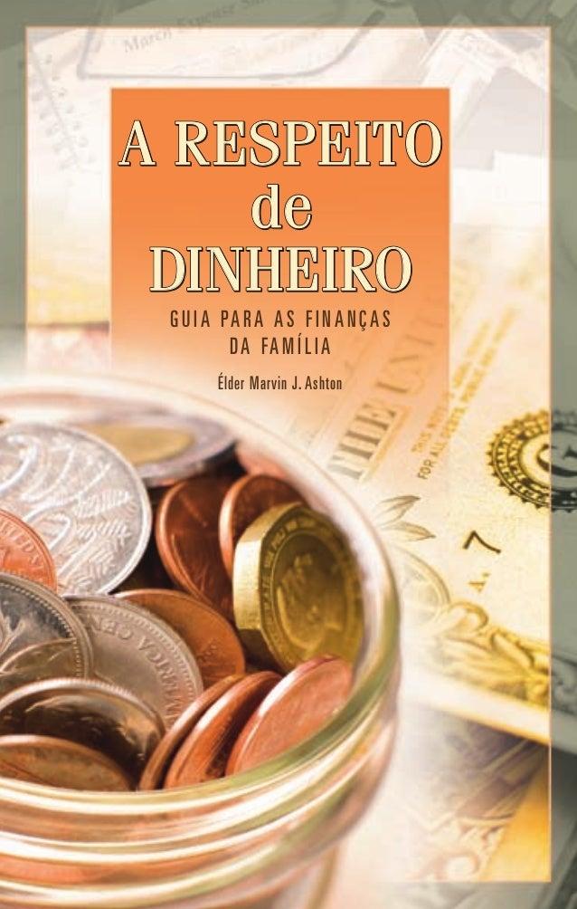 33293_059_One_Money.qxd 10-26-2007 7:30 AM Page A               A RESPEITO                 R ESPEITO                    SP...