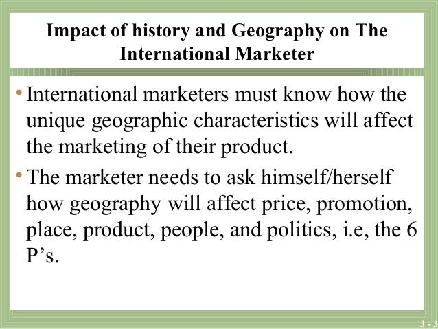 Chapter 3   History and Geography The Foundations of Culture   Slide 3