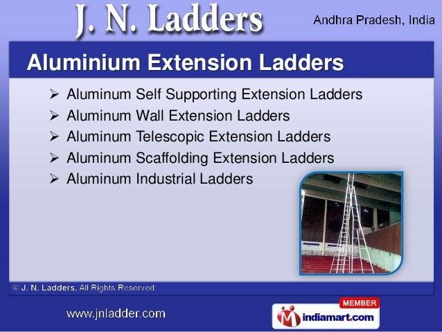 Aluminium Extension Ladders    Aluminum Self Supporting Extension Ladders    Aluminum Wall Extension Ladders    Aluminu...