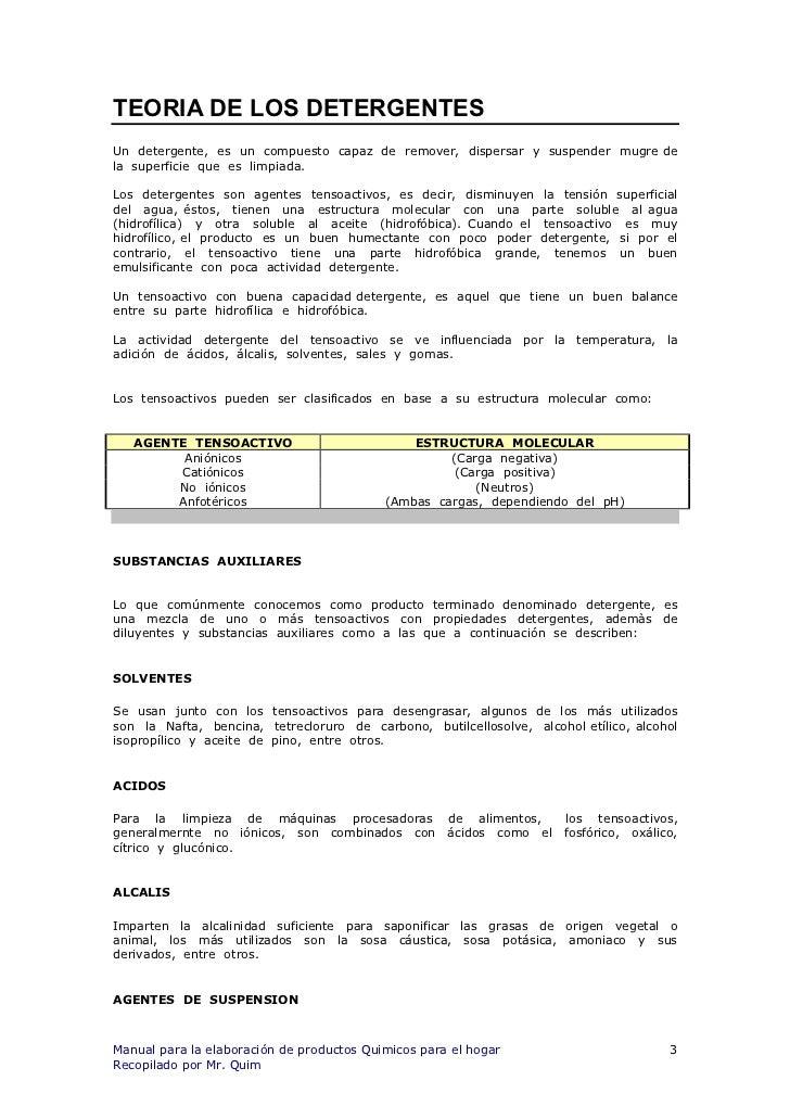 3345974 manual-formulas-de-productos-del-hogar Slide 3