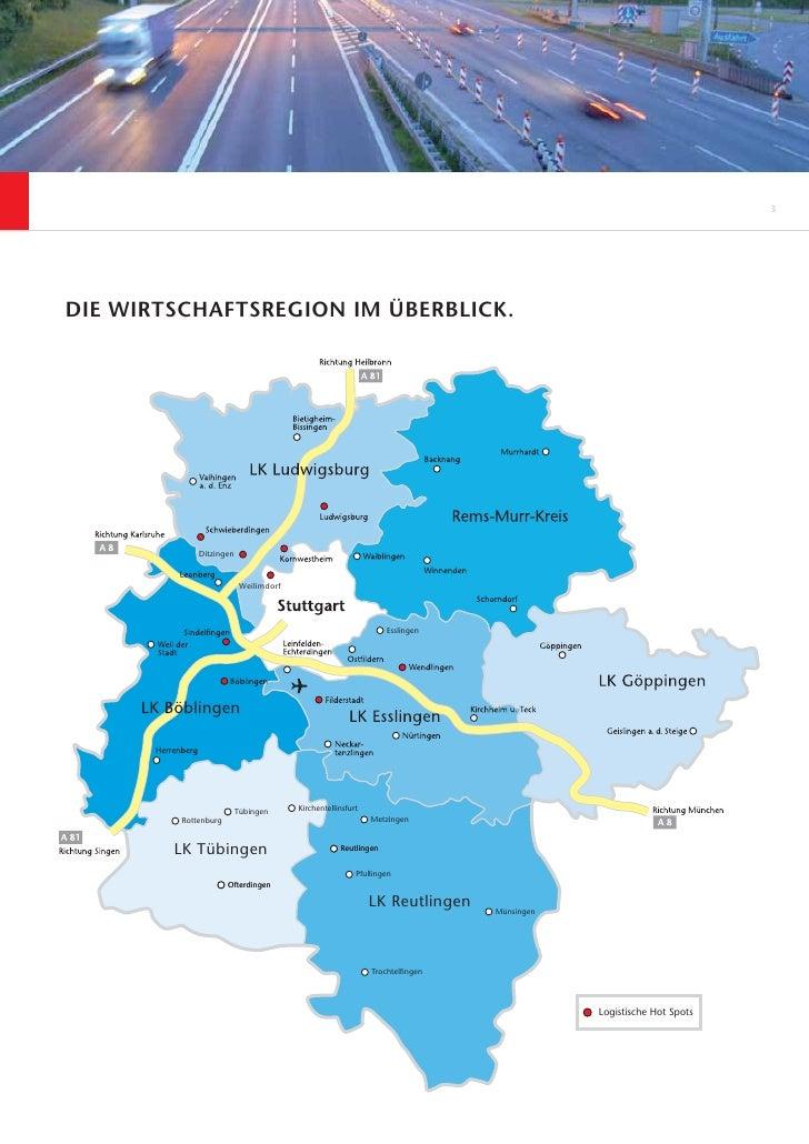 3DIE WIRTSCHAFTSREGION IM ÜBERBLICK.             Ditzingen                          Weilimdorf                            ...