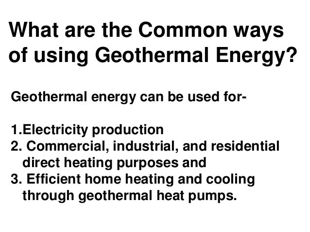 geothermal energy by mithun kumer ghose dufelt