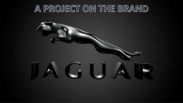 Black Jaguar Car Logo