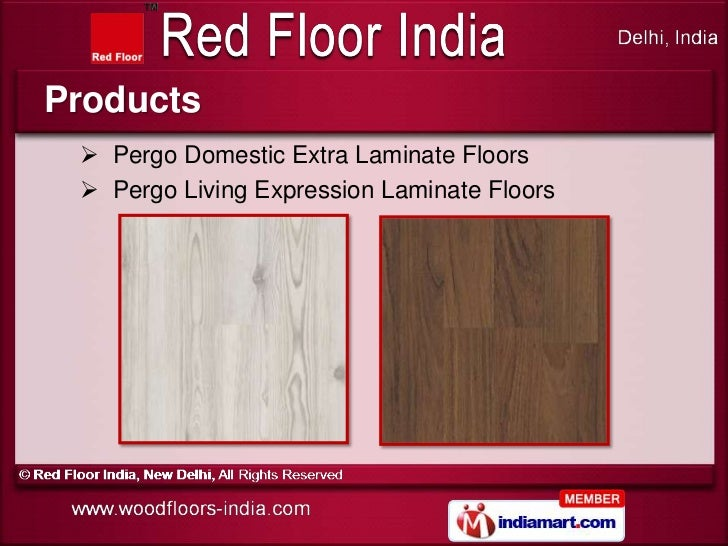 Red Floor Delhi India