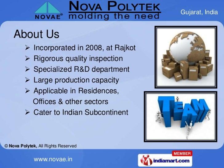 Plastic Tubs by Nova Polytek Rajkot Slide 2
