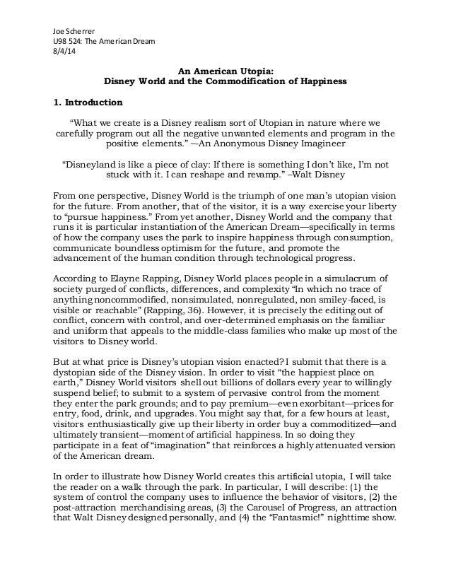essay on disneyland in hindi