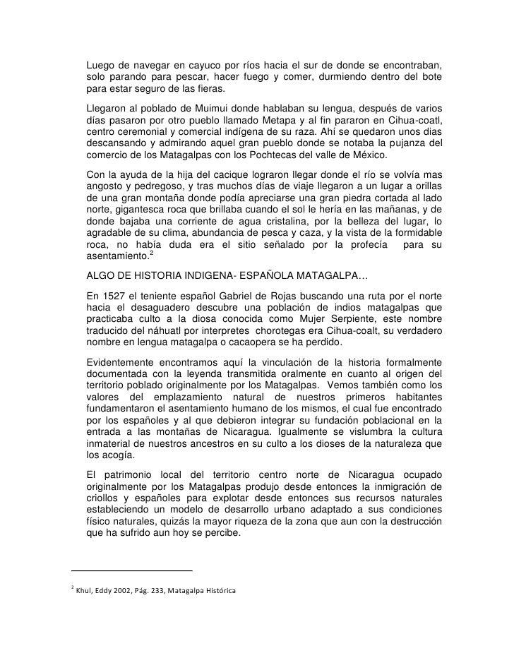EDICION No. 3 PATRIMONIO CIUDAD Y CIUDADANIA MATAGALPA Slide 2