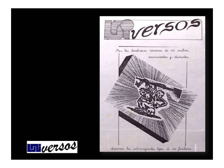 UNIVERSOS No. 1 RECARGADO  Slide 2