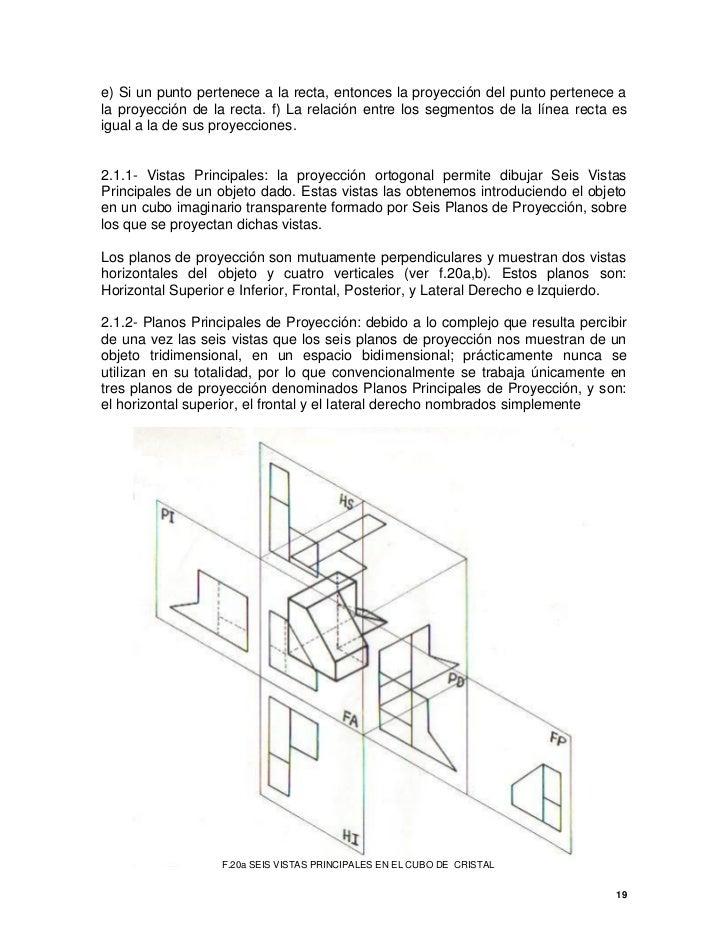 Texto b sico de geometr a descriptiva para arquitectura for Hacer planos en linea