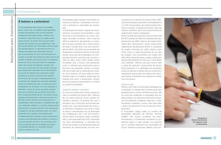 337 arezzo co-relatorio_sustentabilidade_2011