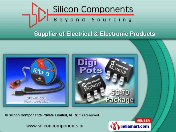 Supplier of Electrical & Electronic Products