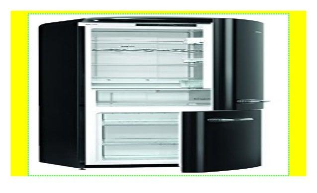 Retro Kühlschrank 0 Grad Fach : Gorenje onrk 193 bk kühl gefrier kombination a höhe 194 cm u2026