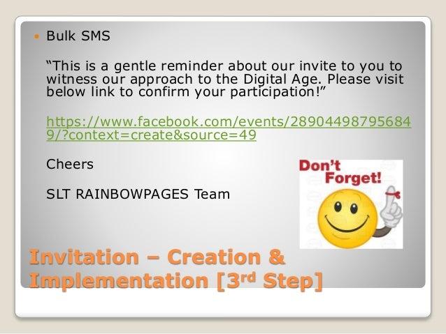 Digital products invitation creation stopboris Choice Image