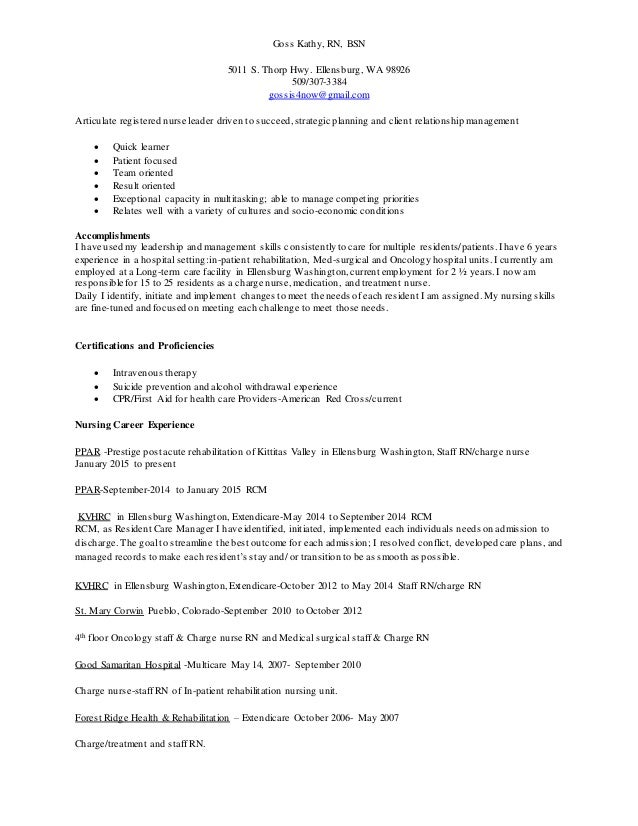 resume now charge a good resume example