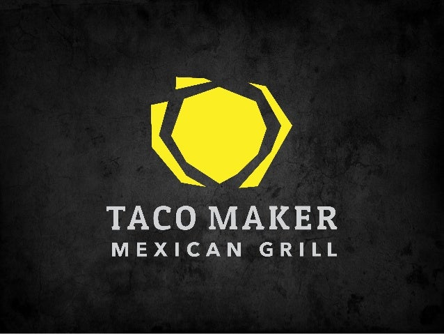 OUR HISTORY • In 2006 a group of entrepreneurs from PR acquires The Taco Maker, Inc., a Mexican Quick Service Restaurant f...