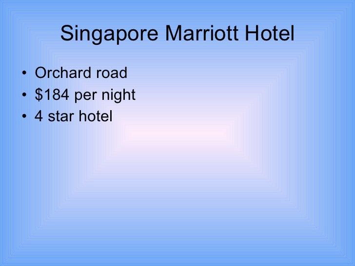 Hotel in Tanglin Singapore - Book Online | Hotel Jen