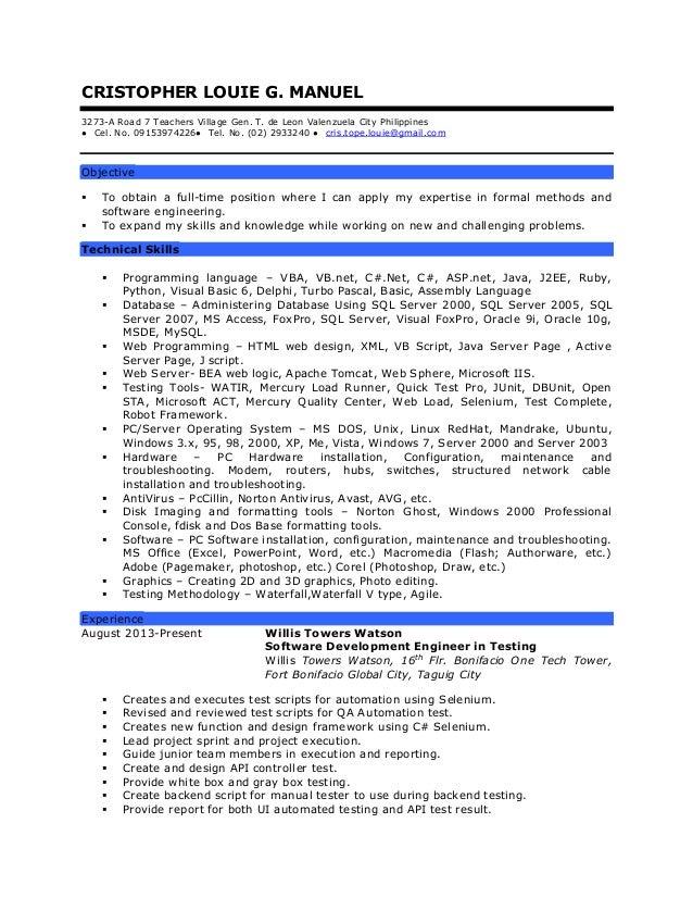 cris resume v6 4