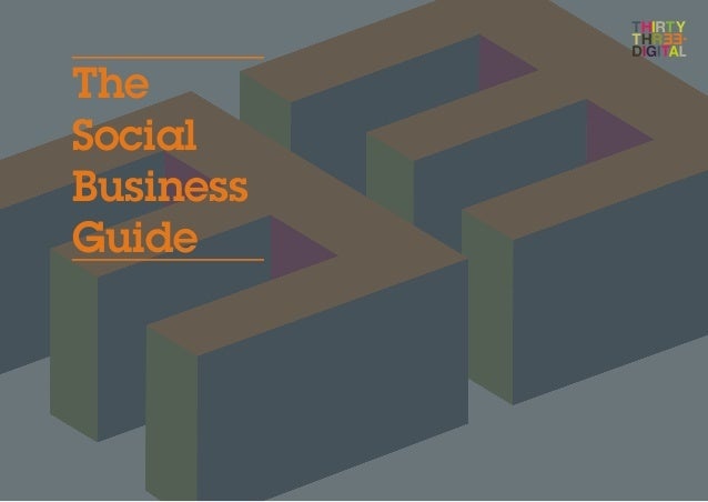 The Social Business Guide